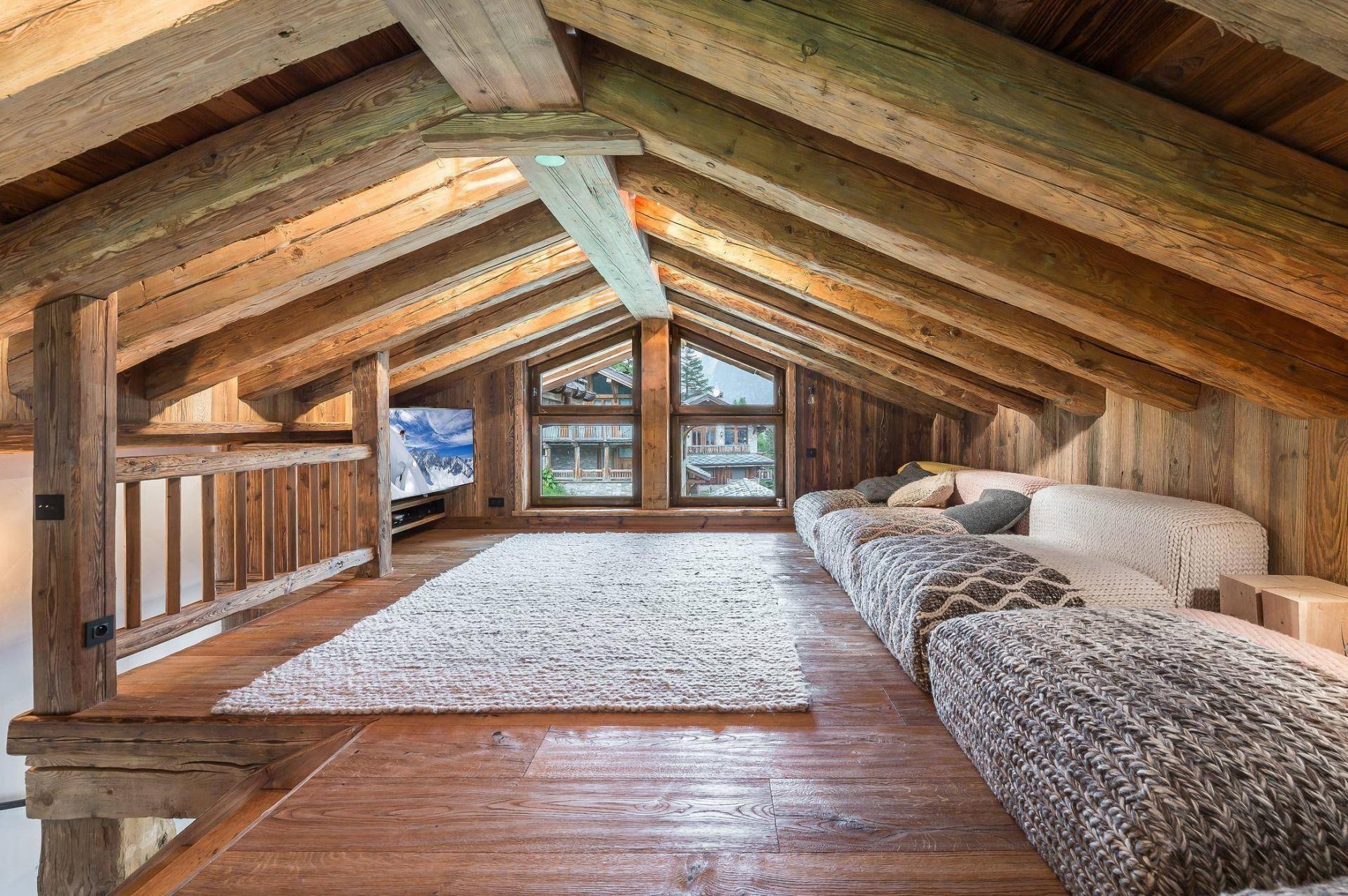Val d'Isère Location Chalet Luxe Uralelite Chambre 2