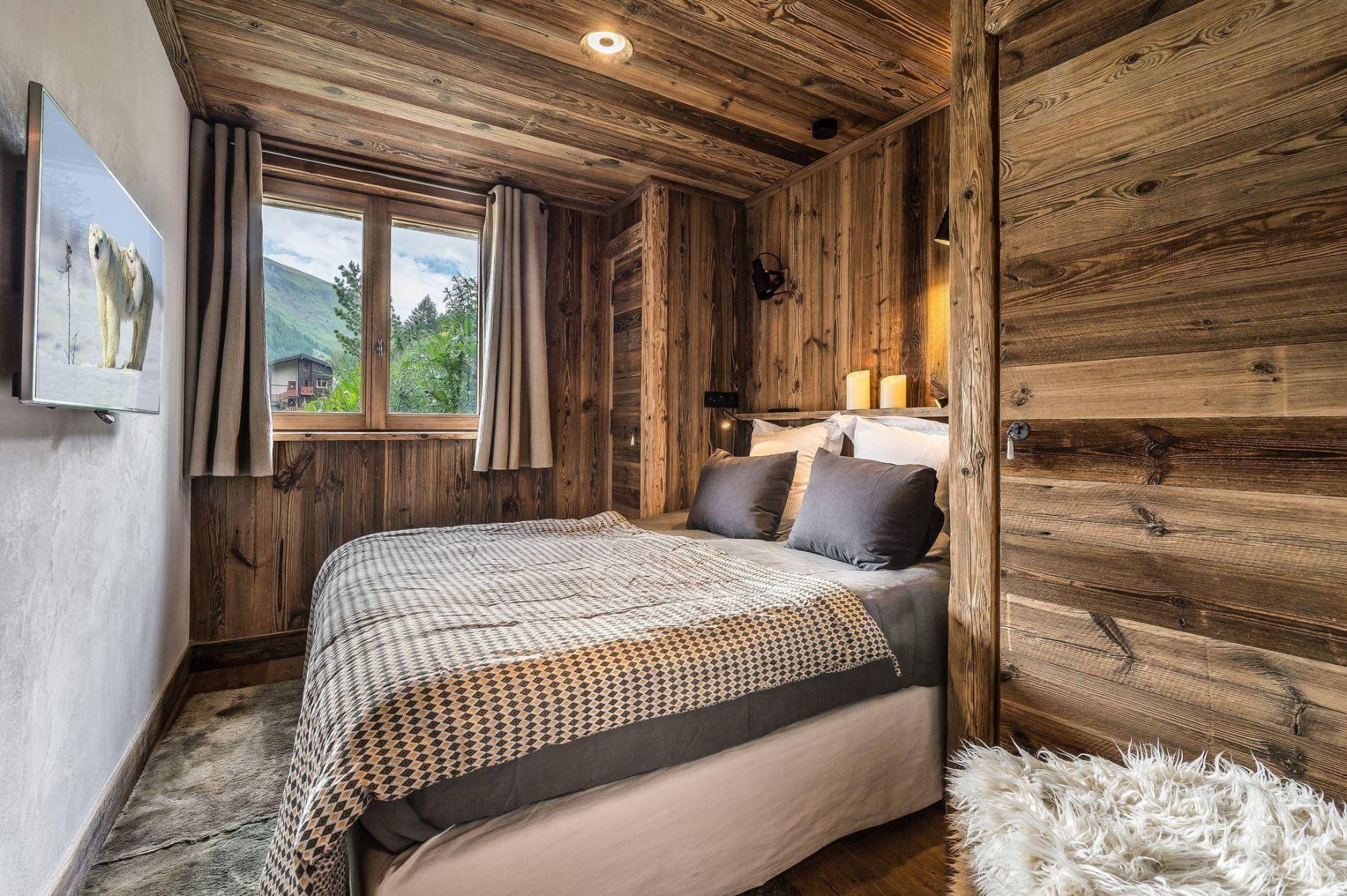 Val d'Isère Location Chalet Luxe Uralelite Chambre 4