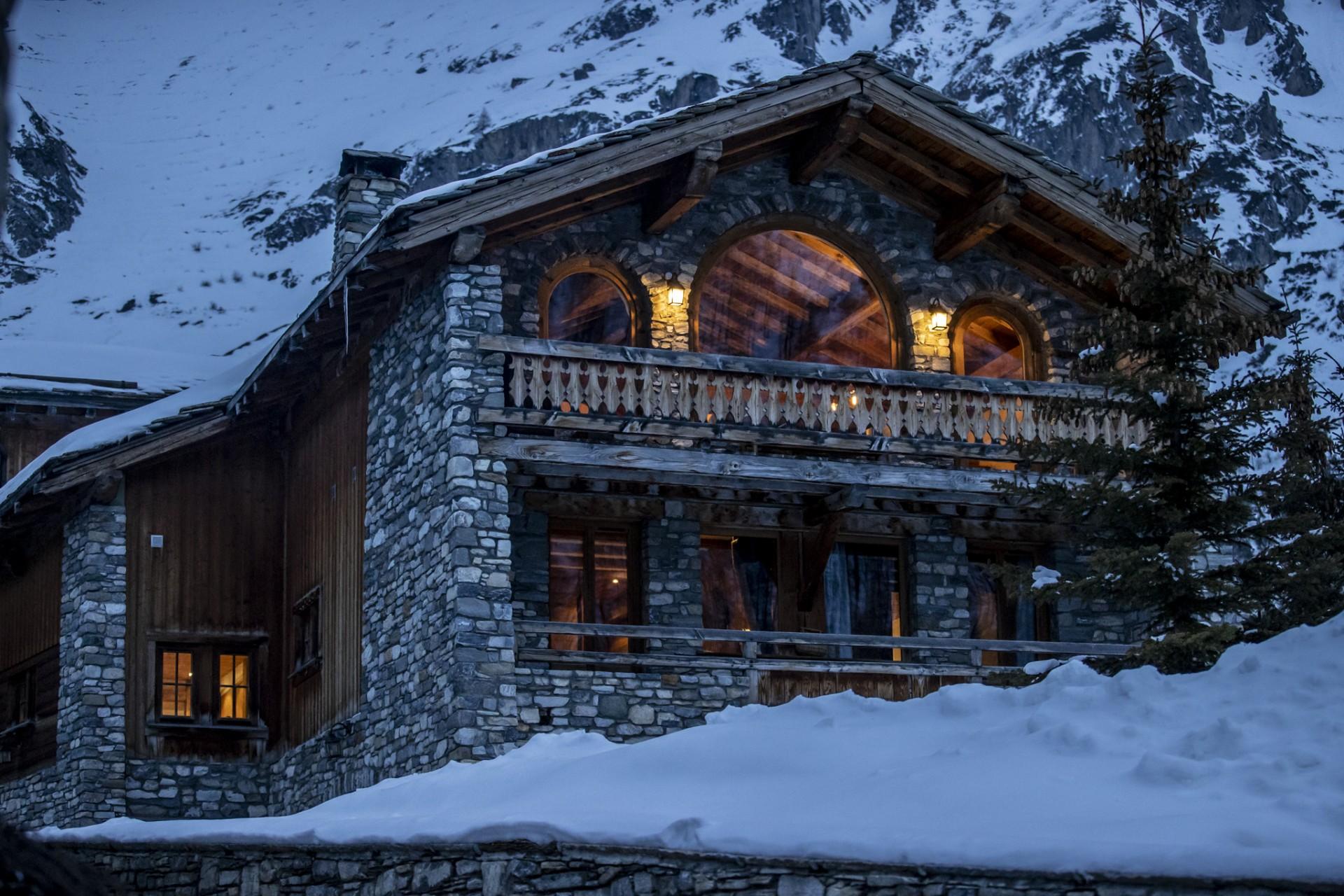Val D'Isère Location Chalet Luxe Vonsanite Chalet 3