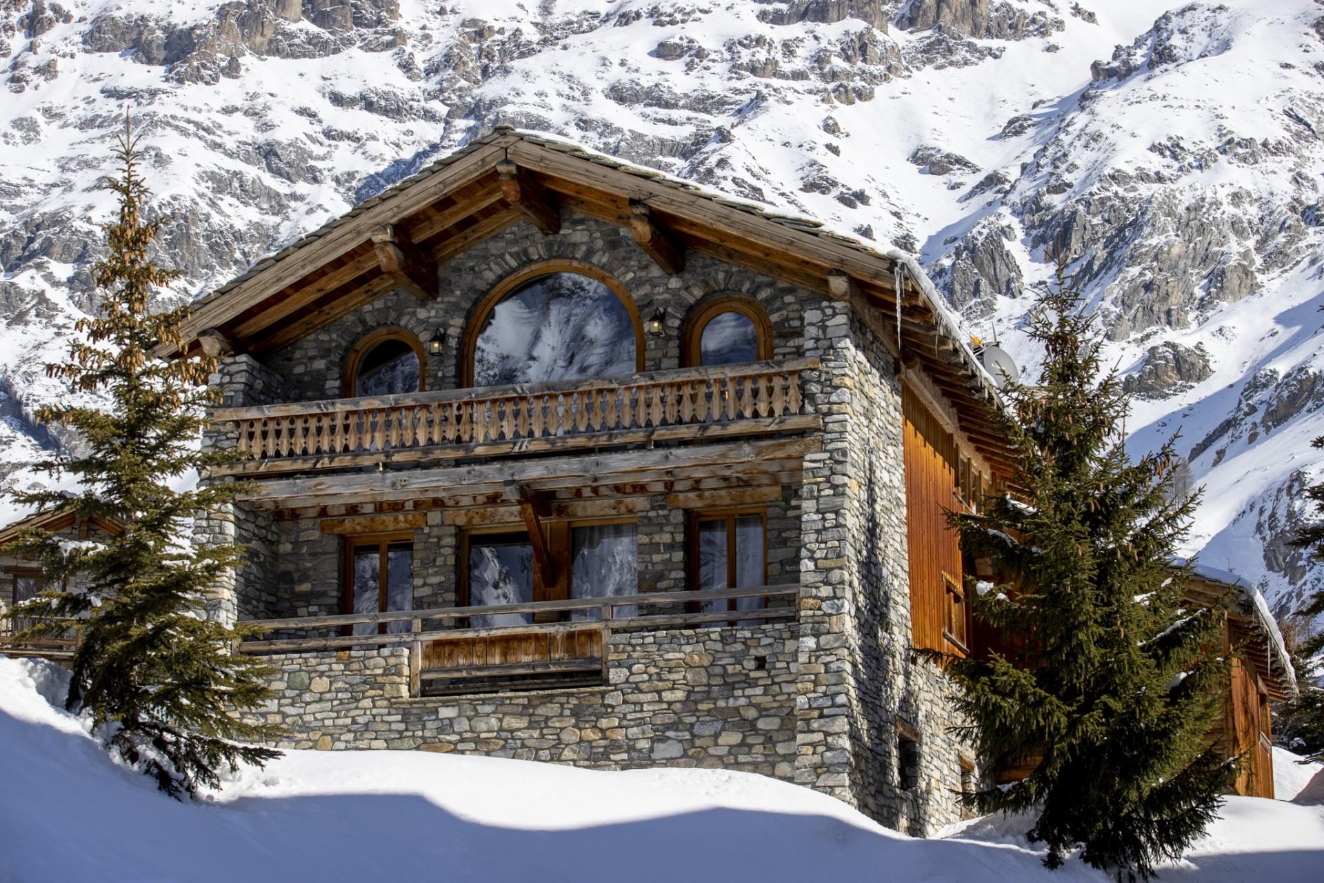 Val D'Isère Location Chalet Luxe Vonsanite Chalet 4