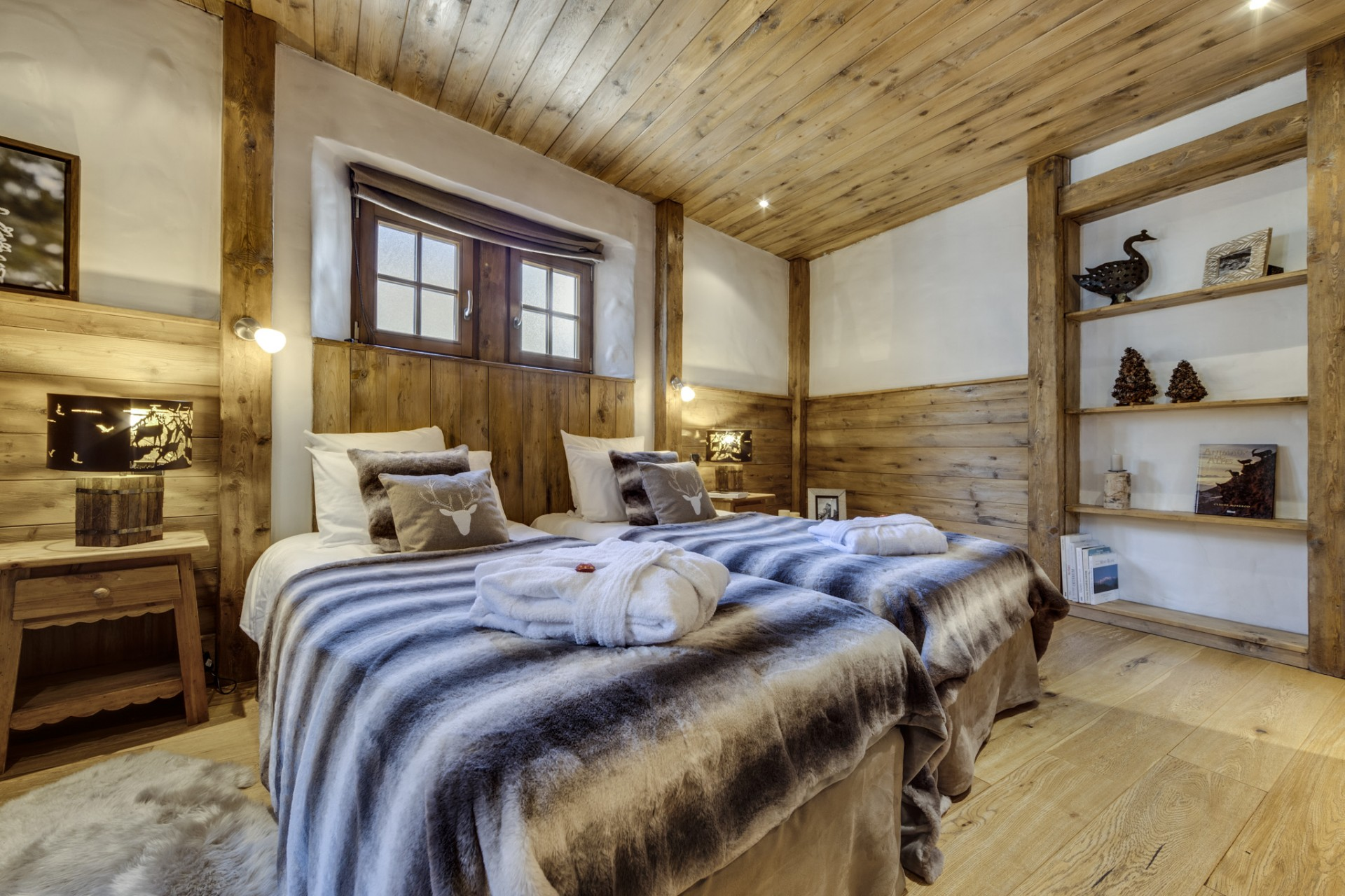 Val D'Isère Location Chalet Luxe Vonsanite Chambre 7