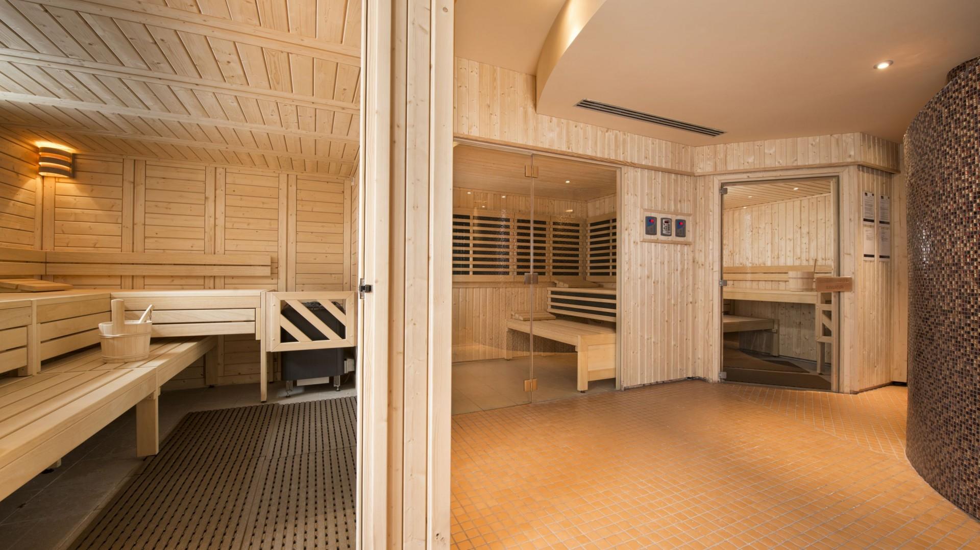 Val Thorens Rental Appartment Luxury Sauna 1