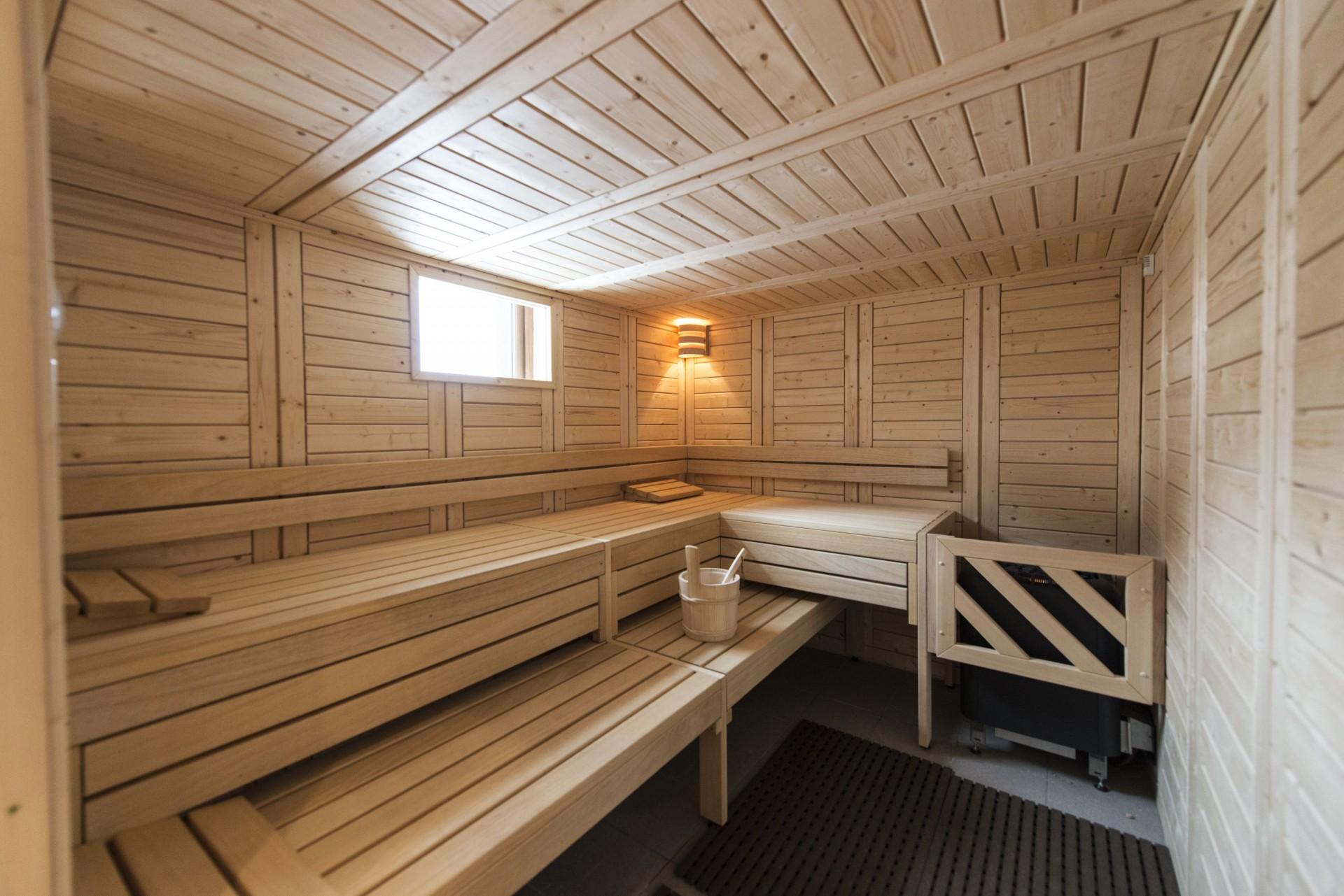Val Thorens Rental Appartment Luxury Sauna