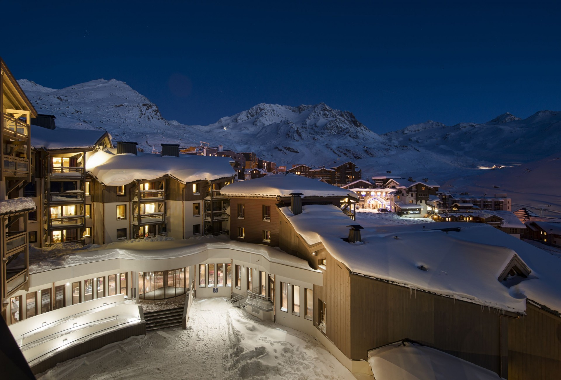 Val Thorens Location Appartement Luxe Valykite Extérieur