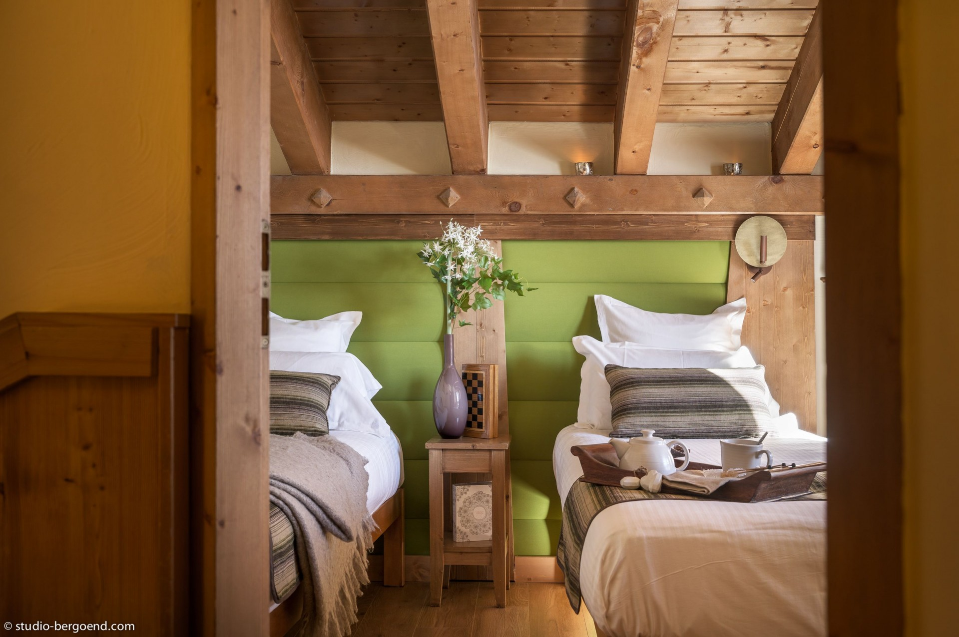 val-thorens-location-appartement-luxe-volcinite Chambre 1