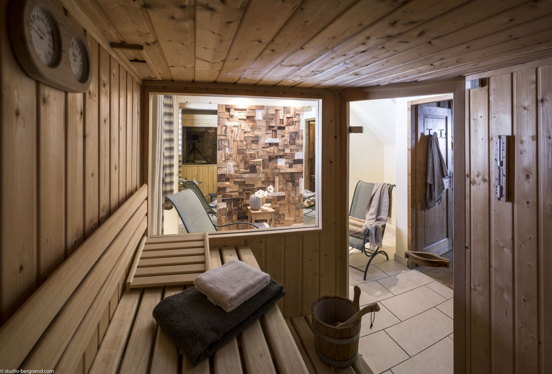Val Thorens Rental Appartment Luxury Volfsanite Sauna