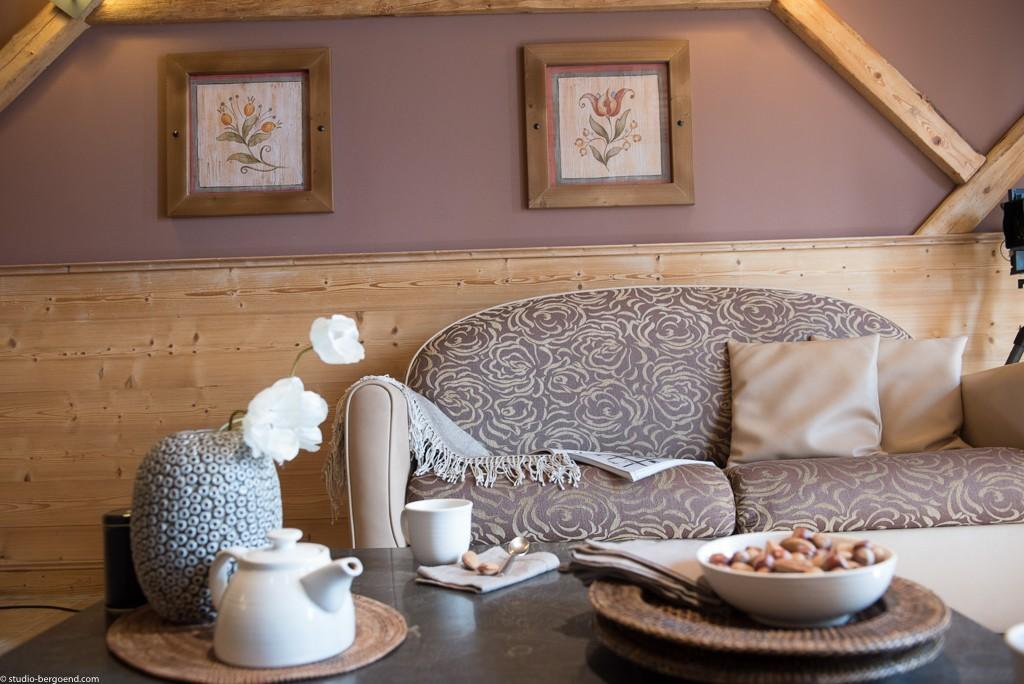 Val Thorens Rental Appartment Luxury Volfsonite Living Room