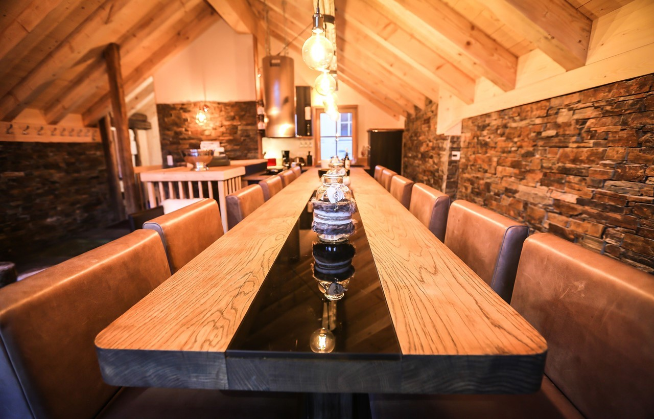 Valloire Location Chalet Luxe Buglose Salle A Manger 2