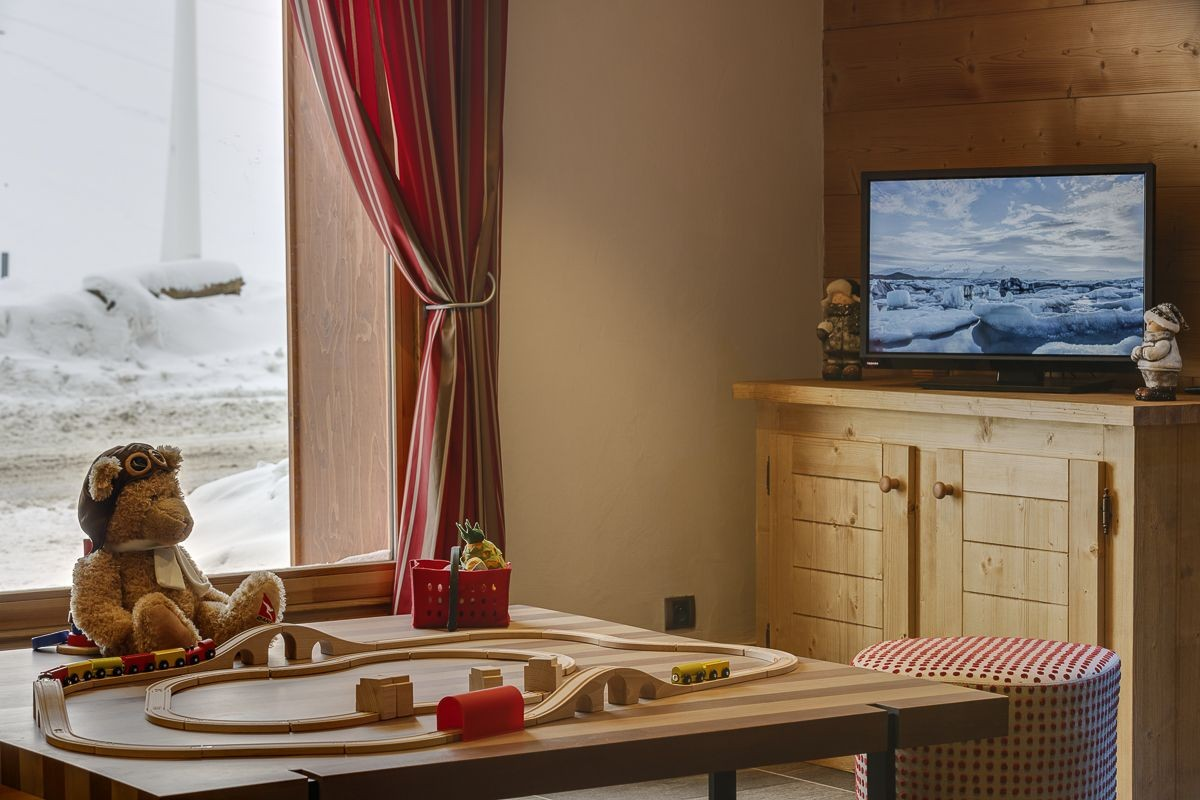 Vars Location Appartement Luxe Pierranice Duplex Séjour