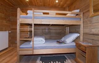 Alpe d'Huez Location Chalet Luxe Abanderos Chambre