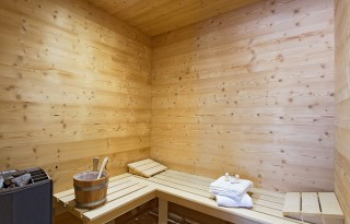 Alpe d'Huez Location Chalet Luxe Abanderos Sauna