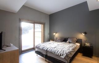 Alpe d'Huez Location Chalet Luxe Novablanc Chambre