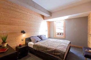 Alpe d'Huez Location Chalet Luxe Novableu Chambre