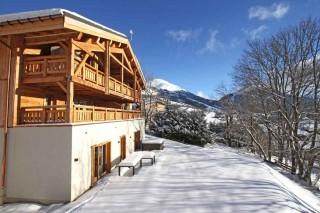 Alpe d'Huez Location Chalet Luxe Novableu Exterieur 1