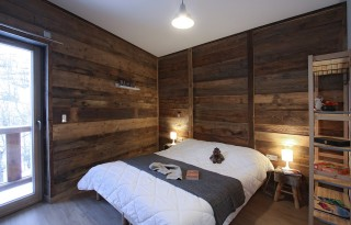 Alpe d'Huez Location Chalet Luxe Siraph Chambre 2