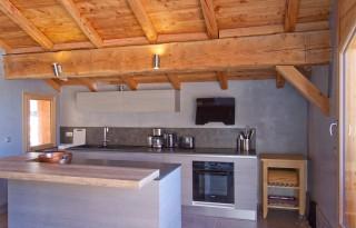 Alpe d'Huez Location Chalet Luxe Siraph Cuisine