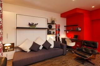 Annecy Location Appartement Luxe Dans Maison Pierre De Feu Salon