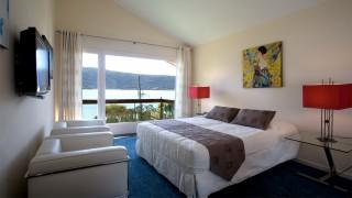 Annecy Location Villa Luxe Pierre de Fee Chambre