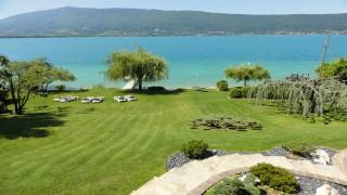 Annecy Location Villa Luxe Pierre de Fee Jardin