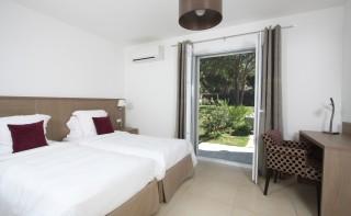 Calvi Location Villa Luxe Cranson Chambre