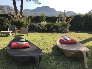 Calvi Location Villa Luxe Cranson Relaxation