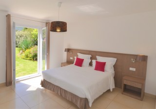 Calvi Location Villa Luxe Cresson Chambre 1