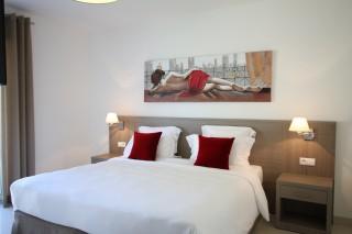 Calvi Location Villa Luxe Crisson Chambre 1