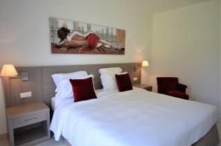 Calvi Location Villa Luxe Crisson Chambre