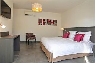 Calvi Location Villa Luxe Cubeche Chambre 2