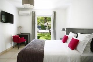 Calvi Location Villa Luxe Cumin Chambre 2