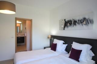 Calvi Location Villa Luxe Cumin Chambre