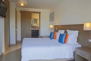 Calvi Location Villa Luxe Curcuma Chambre 1