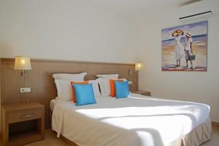 Calvi Location Villa Luxe Curcuma Chambre