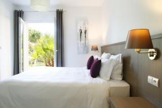 Calvi Location Villa Luxe Curry Chambre 1