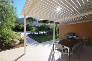 Calvi Location Villa Luxe Curry Extérieur