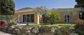 Calvi Location Villa Luxe Curry Façade