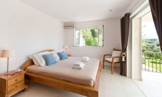 Calvi Location Villa Luxe Diademe Chambre 2