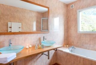 Calvi Location Villa Luxe Diademe Salle De Bain