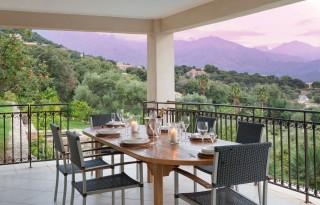 Calvi Location Villa Luxe Diademe Terrasse 4