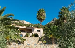 Calvi Location Villa Luxe Doste Extérieur
