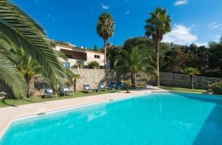 Calvi Location Villa Luxe Doste Piscine 3