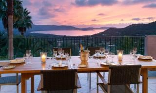 Calvi Location Villa Luxe Doste Terrasse