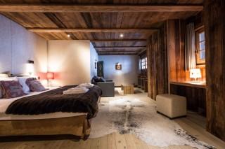 Chamonix Location Chalet Luxe Acrusite Chambre 1