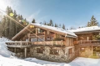 Chamonix Location Chalet Luxe Acrusite Extérieur