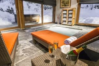 Chamonix Location Chalet Luxe Acrusite Spa