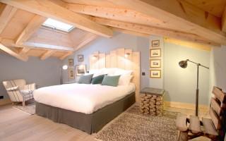 Chamonix Location Chalet Luxe Cancrinite Chambre 4
