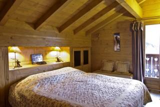 Chamonix Location Chalet Luxe Collinsite Chambre