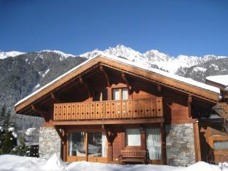 Chamonix Location Chalet Luxe Collinsite Extérieur 2