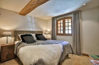 Chamonix Location Chalet Luxe Cordique Chambre 1