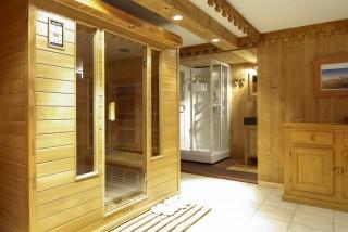Chamonix Location Chalet Luxe Corencite Sauna